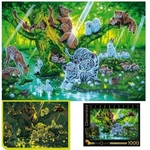 PUZZLE 1000 EL FLUO MOTHER TREE BPZ