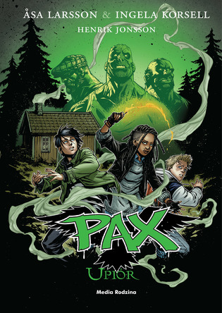 Pax tom 5 Upi�r - Larsson Asa i Ingela Korsell