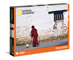 Puzzle 1000 elementów National Geographic Monk