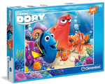 Puzzle 180 elementów SL Finding Dory