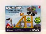 ANGRY BIRDS KNEX HAMMIN AROUND MIX-TACTIC