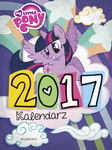 My Little Pony. Kalendarz 2017