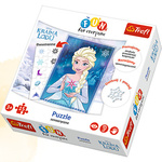 PUZZLE FFE 15 FROZEN ( fun for everyone )