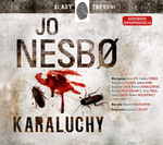 Karaluchy (audio CD)