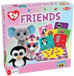 TY BEANIE BOOS FRIEND GAME-TACTIC