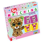TY BEANIE BOOS MATCHING GAME-TACTIC