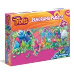 Puzzle 250 panorama Trolle
