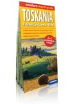 TOSKANIA MAP&GUIDE PL LAMINAT-EXPR