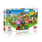 Puzzle 500 elem. Mario and Friends
