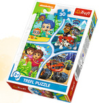 Puzzle 30 Nick Jr Multi - Property