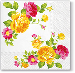 Serwetki Roses Composition TL694000