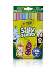 Markery 10szt. Silly Scent