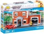 Action Town - Engine Fire Stati