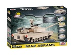Klocki Small Army American Main Battle Tank
