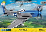 Klocki Small Army North American P-51D Mustang