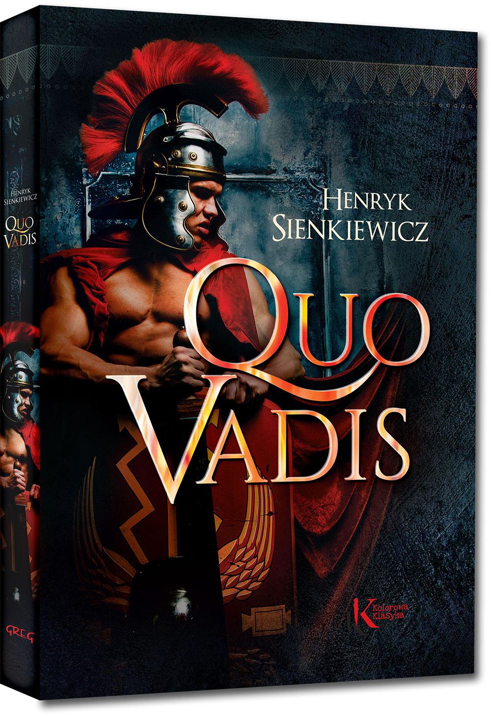 Znalezione obrazy dla zapytania quo vadis kolorowa klasyka