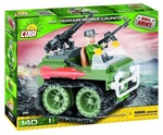 Klocki Small Army - All Terrain mobile launcher 140