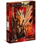 Puzzle 1000 Anne Stokes - inner