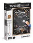 Puzzle 1000el Black board coffee