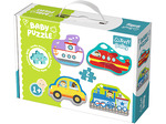 Puzzle Baby Classic. Pojazdy - transport