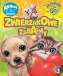 Animal Club.Zwierzakowe zabawy.ACTIVITY