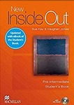 New Inside Out Pre-Intermediate Książka ucznia + ebook