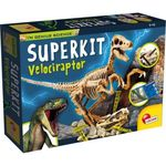 "I""m a Genius Super Kit Velociraptor"